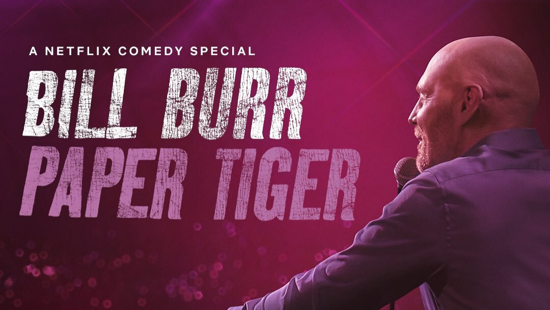 Билл Бёрр Бумажный тигр