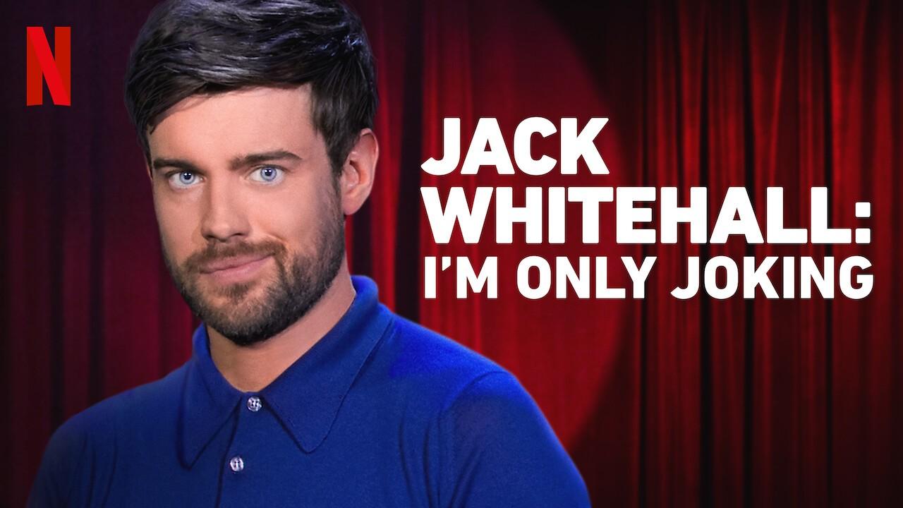 Джек Уайтхолл - Я всего лишь шучу (2020) - Субтитры