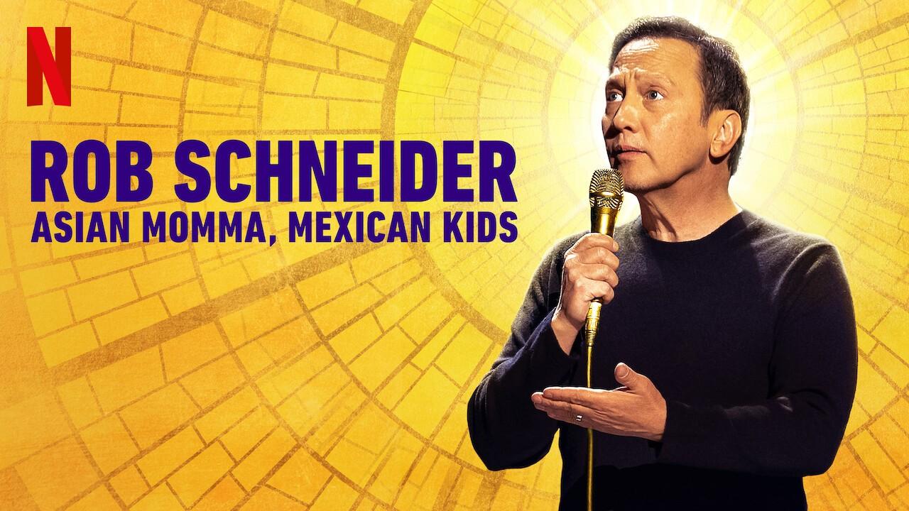 Роб Шнайдер - Азиатская мама, мексиканские дети (2020)
