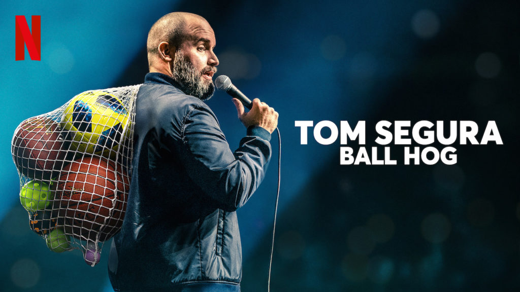 Том Сегура: Ball Hog (2020) // Озвучка