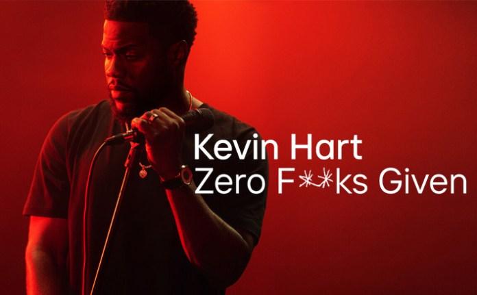 Кевин Харт - Забив хер на всё (2020)